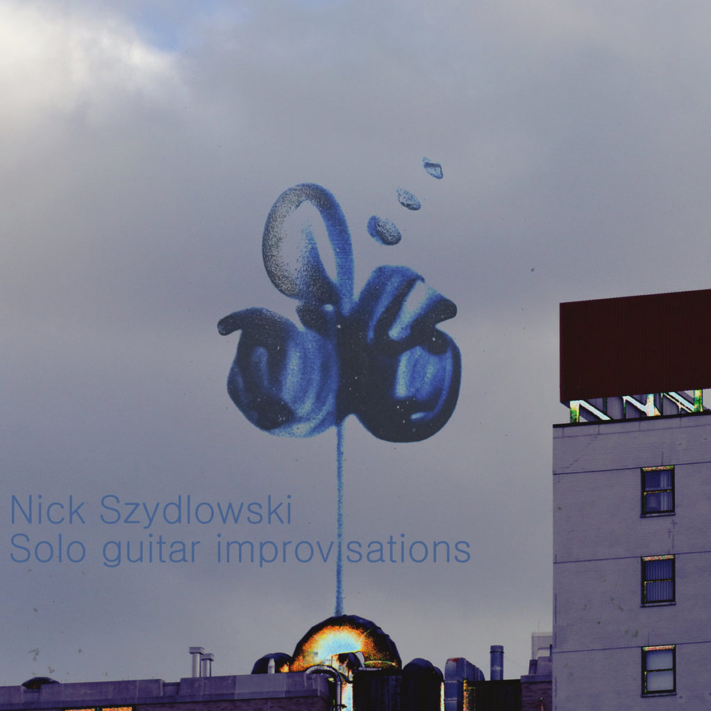Solo guitar improvisations