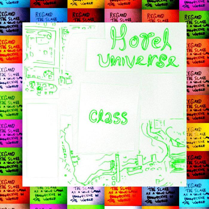 Class album cover